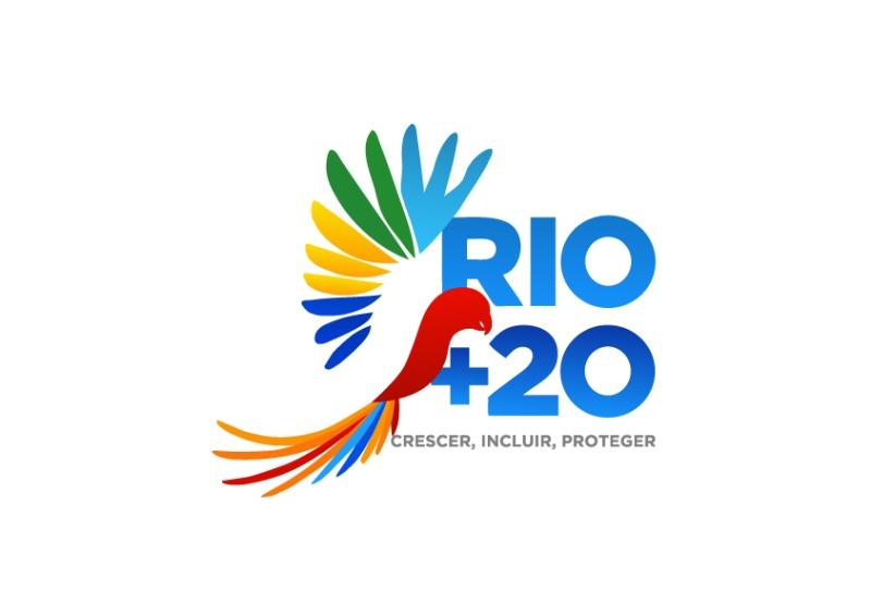 Rio +20 logotipo