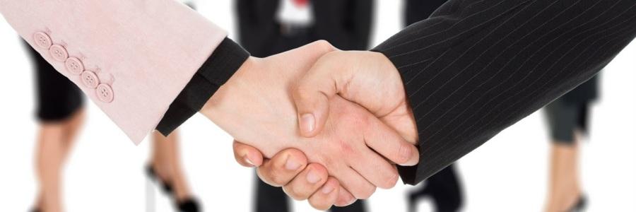 parcerias nos negócios