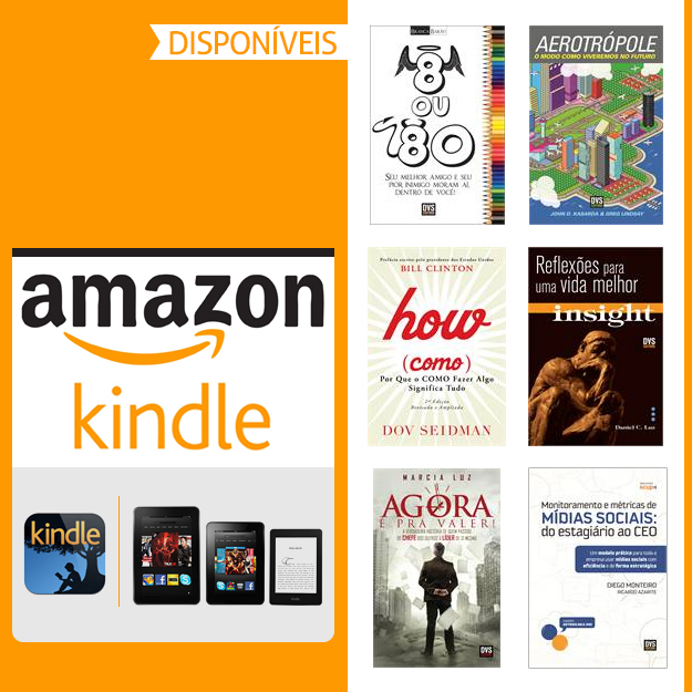 E-books na Amazon